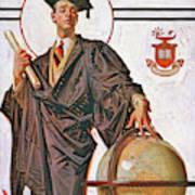 June Graduation - Digital Remastered Edition Art Print