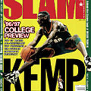 Kemp: The Supernatural SLAM Cover Art Print