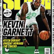 Kevin Garnett SLAM Cover Art Print