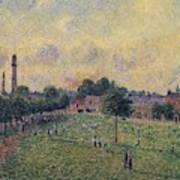 Kew Gardens, 1892 01 Art Print