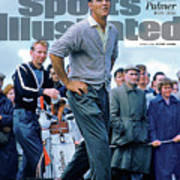 King Of Kings Arnold Palmer, 1929 - 2016 Sports Illustrated Cover Art Print