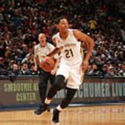 La Clippers V New Orleans Pelicans Art Print