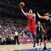 La Clippers V Philadelphia 76ers Art Print