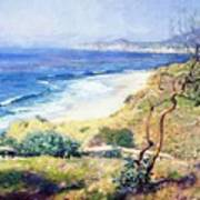 Laguna Shores 1916 Art Print