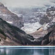 Lake Louise No 1 Art Print