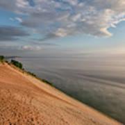 Lake Michigan Overlook 11 Art Print