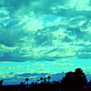 Lake Pleasant Az 055a Art Print