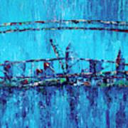 Lake View Cleveland Art Print