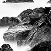 Lands End Rock Art Print