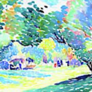 Landscape - Digital Remastered Edition Art Print