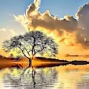 Landscapes 33 Art Print