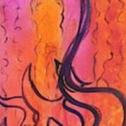 Leah Laya 3 Art Print