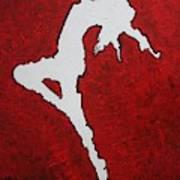 Leap Of Faith Original Painting Art Print