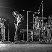 Led Zeppelin At The Forum Art Print