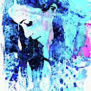 Legendary Alanis Morissette Watercolor Art Print