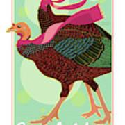Les Foulards De Cambridge Art Print