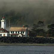 Lighthouse - Port Wilson Art Print