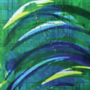 Linear World Art Print