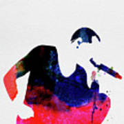 Linkin Park Watercolor Art Print