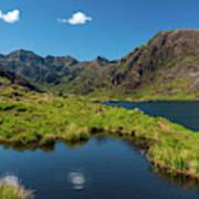 Loch Coriusk, Isle Of Skye Art Print