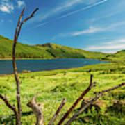 Loch Eynort, Isle Of Skye Art Print