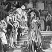Lon Cheney In Phantom Of The Opera Art Print