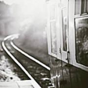 Long Train Running Art Print
