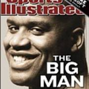 Los Angeles Lakers Shaquille Oneal Sports Illustrated Cover Art Print