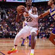 Los Angeles Lakers V Phoenix Suns Art Print