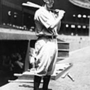 Lou Gehrig Before The Game Art Print