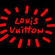 Louis Vuitton Radiant-3 Art Print