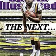 Louisiana State University Leonard Fournette Sports Illustrated Cover Art Print