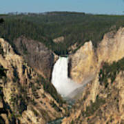 Lower Falls Art Print