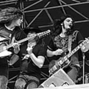 Lynyrd Skynyrd Performs Live Art Print