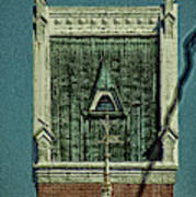 Macon Georgia's Historical Architecture Photo 2 Art Print