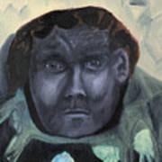 Man With Udders Art Print
