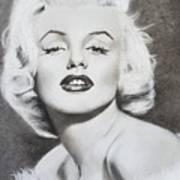 Marilyn Monroe  Art Print