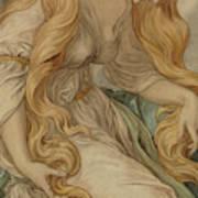 Mary Magdalene, 1879 Art Print