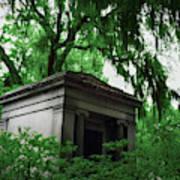 Mausoleum In Georgia IIi Art Print