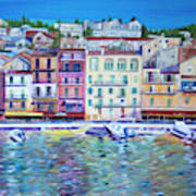 Mediterranean Morning Art Print