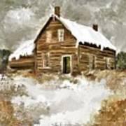 Memories Of Winters Past Art Print