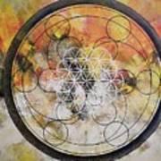 Metatronic Art Print