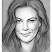 Michelle Monaghan Art Print