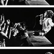 Mick Jagger Of The Rolling Stones In Art Print