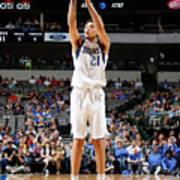 Milwaukee Bucks V Dallas Mavericks Art Print