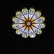 Minerva Glass Art Print