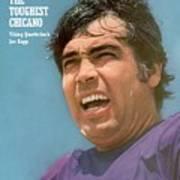 Minnesota Vikings Qb Joe Kapp Sports Illustrated Cover Art Print