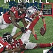 Miracle Catch, Comeback, Crown Sports Illustrated Cover Art Print