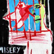 Misery Loves Company Art Print