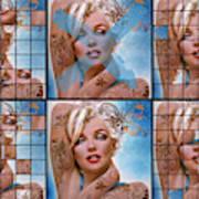 Mm Diva 127 Six Art Print
